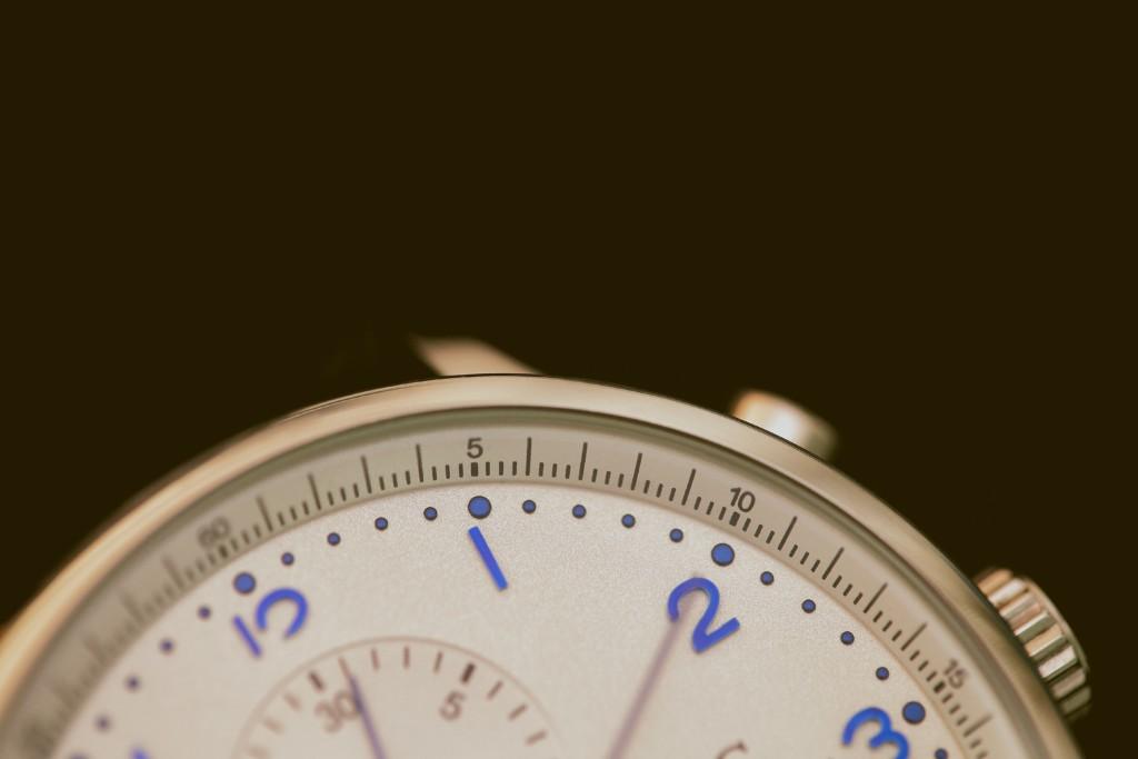 livello di attenzione - 8 secondi quadrante orologio